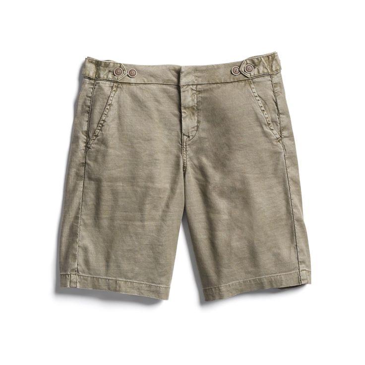Spring Stylist Picks: Khaki bermuda shorts