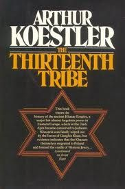 "New Genetic Research Confirms Koestler's ""Khazar"" Theory ..."