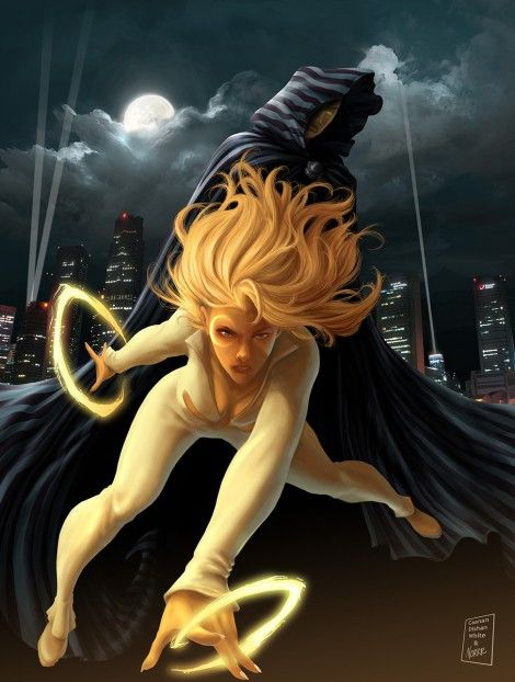 How about a Cloak and Dagger movie?