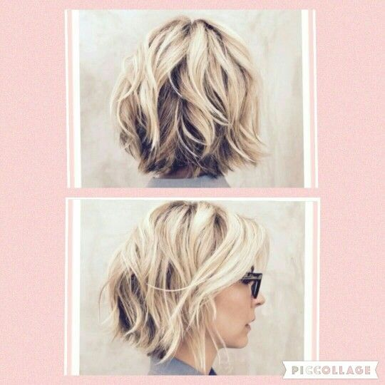 Jenna Elfmans new haircut! ....I'm obsessed!