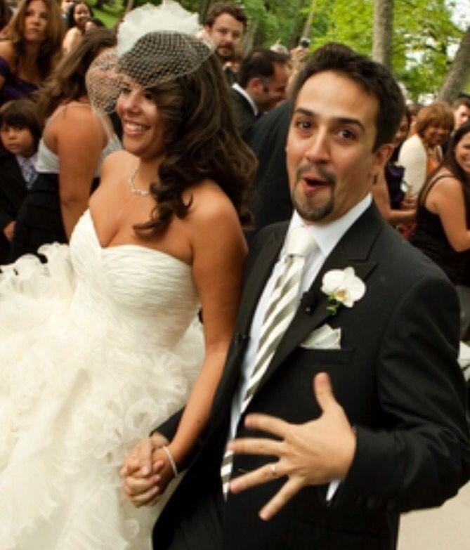 Lin Manuel Miranda's Wedding Video