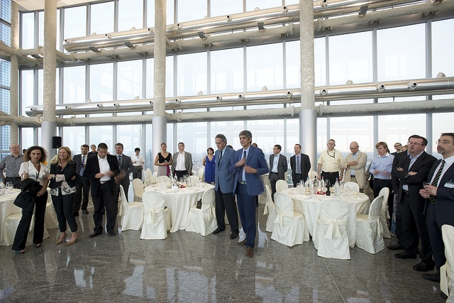 Committee Dinner at Palazzo Lombardia, Milan - 20th European Biomass Conference and Exhibition #biomass #biofuels #bioenergy #pellets #milan
