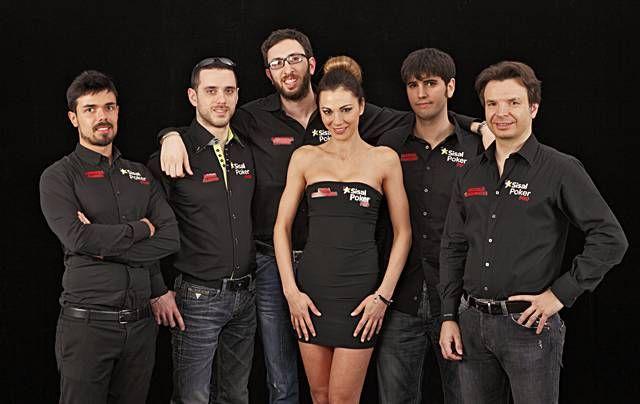 Sisal Poker, una buona notizia per il settore: 'Abbiamo rinnovato in blocco il team pro'