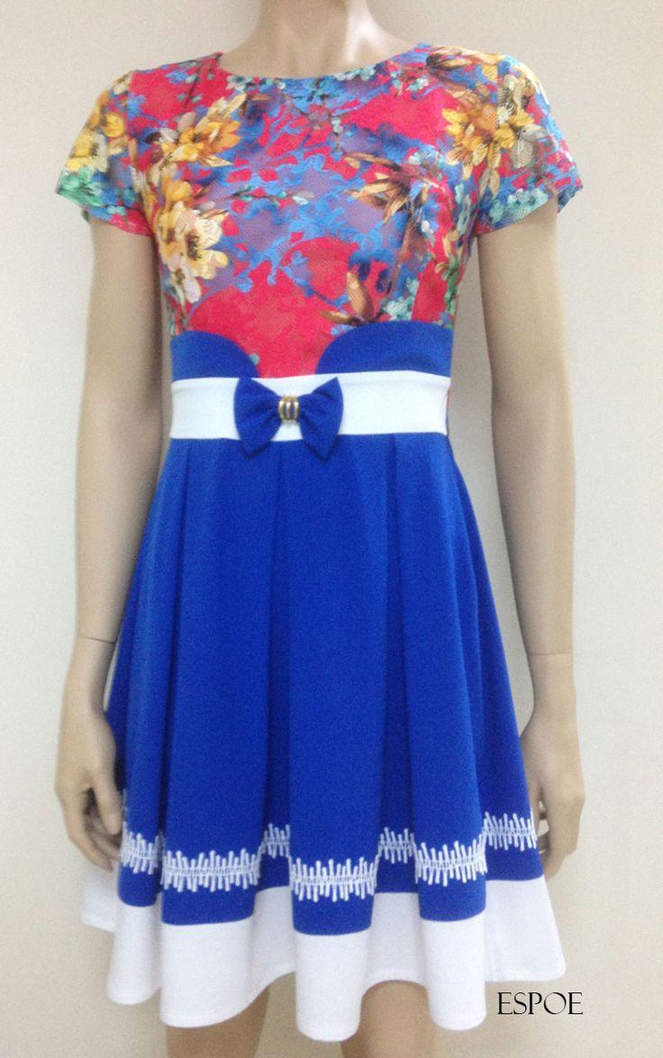 Elbise , dress , moda 2015 - Espoe 2002