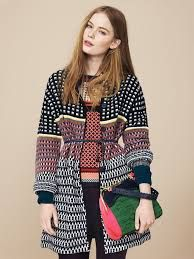 cardigan and jacquard jackets - Google Search
