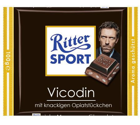 Vicodin ♥ lol! Love. House!  Tv show not a movie.. It'd be awesome if they made a movie about House!