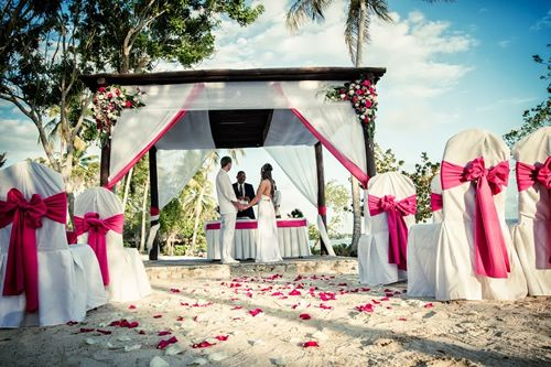 Regina And Tomasz Marry At Dreams La Romana, Dominican