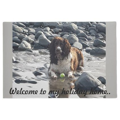 Large door mat - home gifts ideas decor special unique custom individual customized individualized