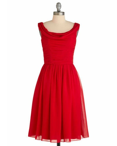 Red-y to Dance Dress: Neckline, Little Red Dresses, Momma S Dresses, Red Dance, Dance Dresses, Lady In Red, Colors Red 1, Pretty, Red I