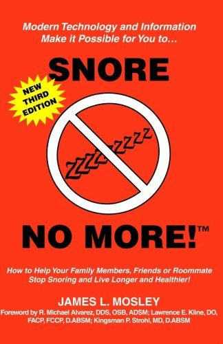 how to stop snoring and sleep well again