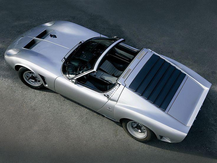 Lamborghini Miura SV / J Spinne | Auto Clasico | Flickr  – Miura