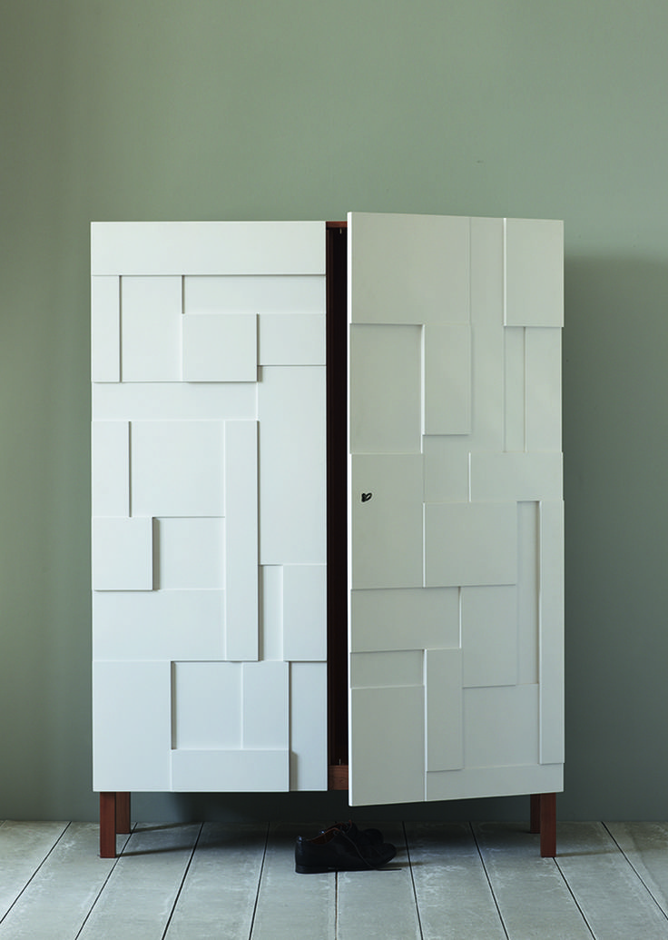 Alba armoire  from Pinch