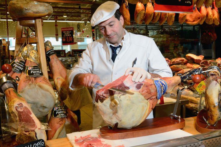 Pork butcher - RICARDO FRANCONE