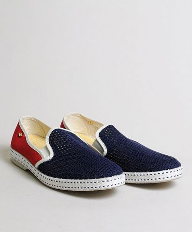 Rivieras Leisure Shoes Slip Ons: France - 10% OFF