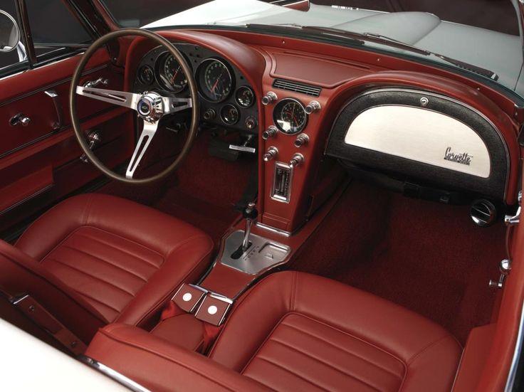 1966 Corvette Interior The Best Cars Ever Corvette