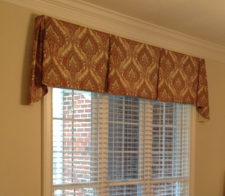 Free Pleated Valance Patterns Pleated Valance Pictures