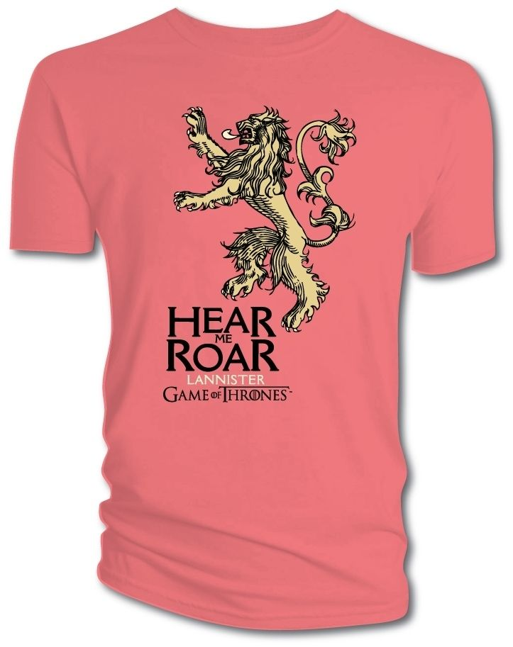 Game of Thrones - House of Lannister     £19.99 with FREE standard UK delivery.     #GameofThrones #HBO #geek