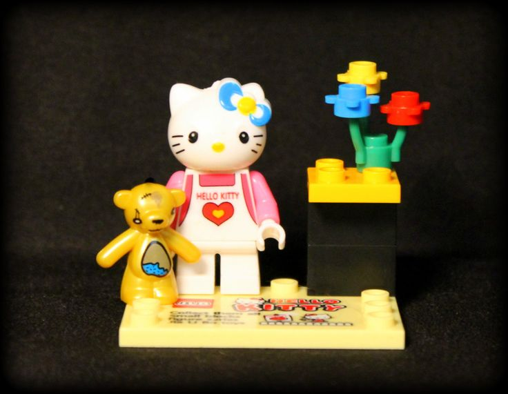 17 best images about awesome brix on pinterest guardians - Lego hello kitty maison ...