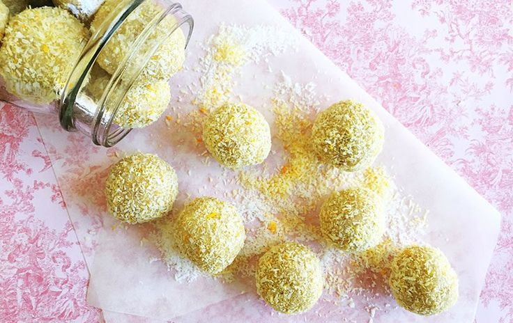 Everyone needs a sweet something hidden away in the fridge or freezer for when friends drop in for coffee, or perhaps more realistically, for a quick sweet hit before school pick-up. Or that could be just me. These delicious bite-sized morsels marry the zing of