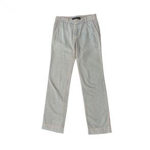 Multi Striped Western Jeans