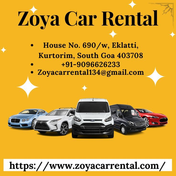 Car Rentals In Goa Goa Car Rental Best Car Rental In Goa In 2021 Car Rental Car Rental Company Car Rental Service
