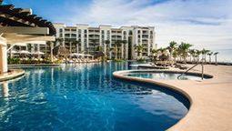 With a stay at Hyatt Ziva Los Cabos - All Inclusive in San Jose del Cabo (Zona Hotelera), you'll be minutes from Plaza Mega Comercial Mexicana and close to Puerto Los Cabos Golf Club.  This 4.5-star resort is within close proximity of Punta Sur Golf Course and Club Campestre Golf Course.