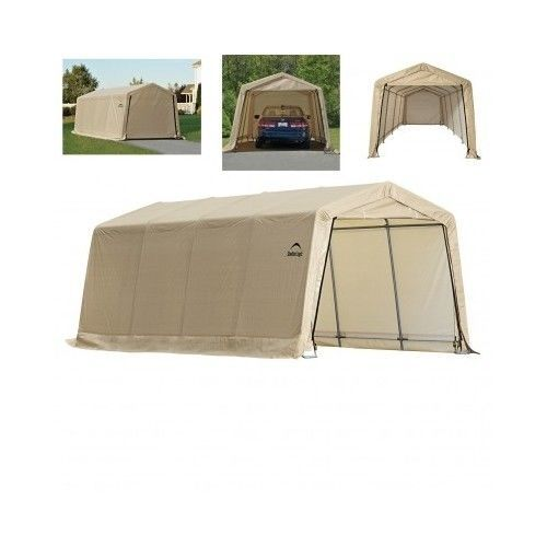 Portable-Carport-Canopy-Garage-Car-Shelter-Tent-Cover-Awning-Outdoor-10x20-Port