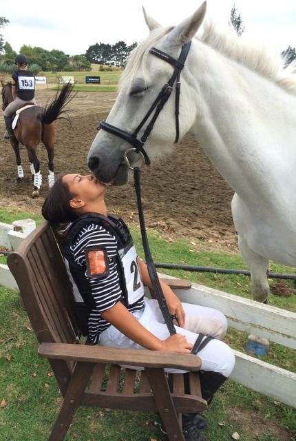 Equine Trader Vetpro Photo of the Week entrant - Sarah Backhouse-Smith