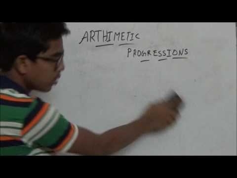 Xth CBSE Maths Problems - Arithmetic Progression