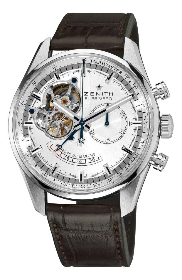190 best images about zenith watches pilots top men watches zenith men s 03 2080 4021 01 c494 chronomaster open power reserve