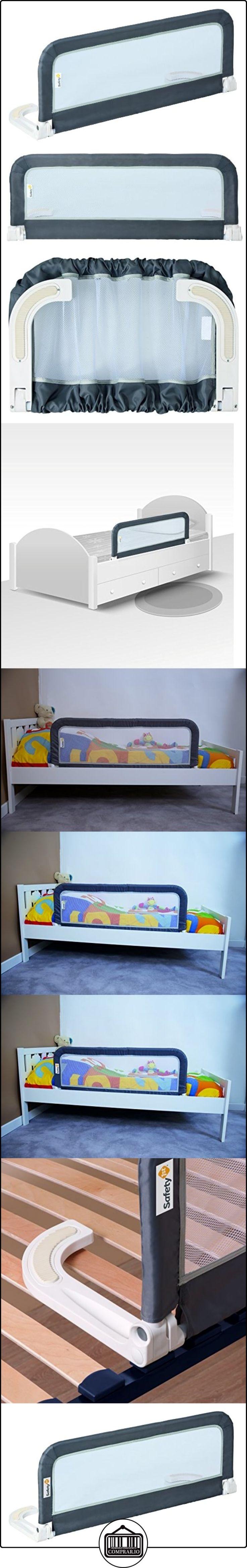 Safety 1st 24835510 - Barrera de cama portátil  ✿ Seguridad para tu bebé - (Protege a tus hijos) ✿ ▬► Ver oferta: http://comprar.io/goto/B0187EEUHO