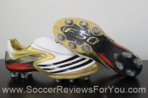 Adidas F50.8 Tunit Video Review