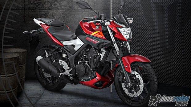 Yamaha lança MT-25 no mercado asiático