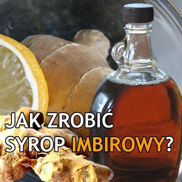 Jak zrobić rozgrzewający syrop imbirowy?  http://dolinaziol.blogspot.com/2014/05/syrop-imbirowy.html  Syrop imbirowy rozcieńczony w wodzie mineralnej z dodatkiem limonki rozgrzewa, odświeża, poprawia samopoczucie i pomaga przy przeziębieniach.