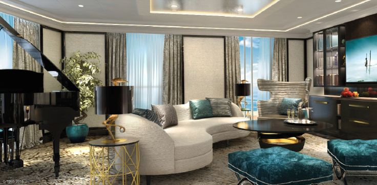 TDoS Design for Regent Explorer - Owners Suite