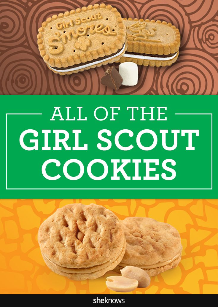 Knows how Caramel delites girl scout cookies wanna fuck that