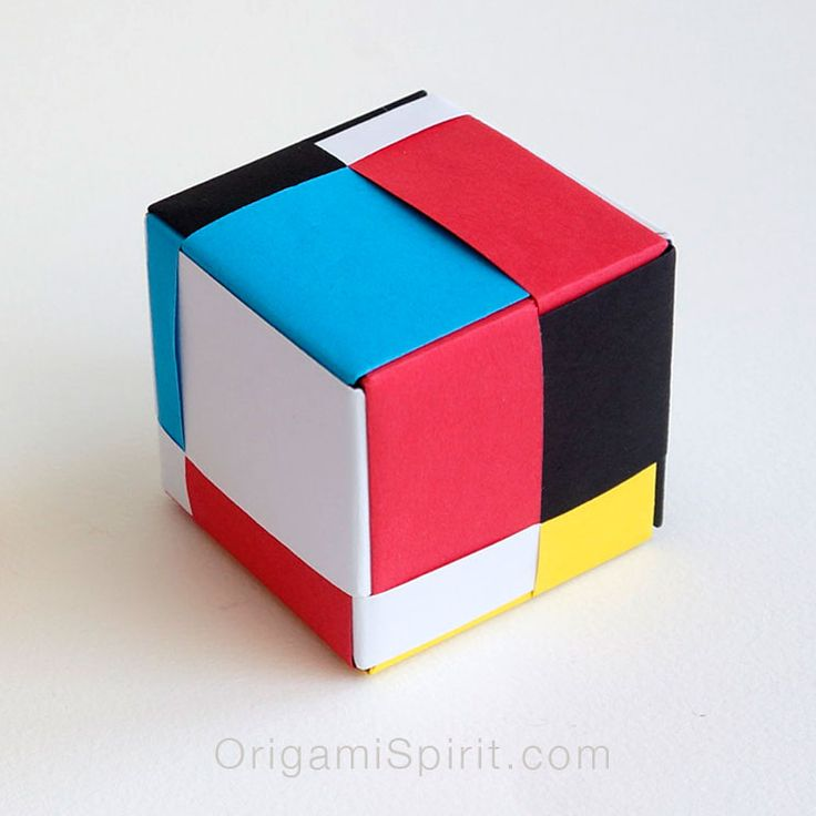 A primera vista, un cubo en origami no parece tan atractivo como una rosa en origami o un elefante de papel. Pero este cubo, concido como Cubo Mondrian, tiene una elegancia serena y una belleza matemática que lo convierten en un objeto de expresión artística, así como en un gran rompecabezas para resolver. Este cubo […]