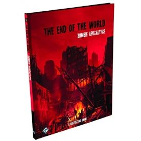 Zombie Apocalypse The End of the World Come face to face with the living dead in Zombie Apocalypse the first book in The End of the World roleplaying line! This roleplaying game offers you the chance to imagine unique adventures playing as http://www.MightGet.com/march-2017-2/zombie-apocalypse-the-end-of-the-world.asp