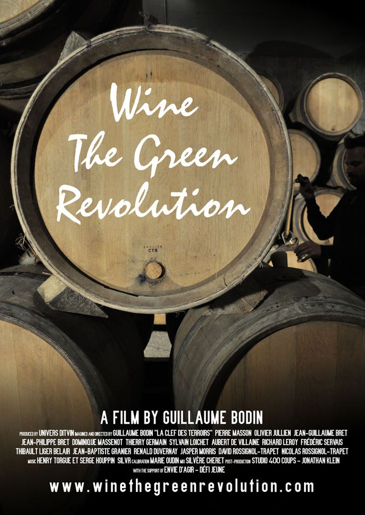 Wine The Green Revolution (2011)