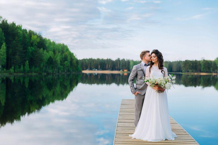 Лесная сказка Анны и Алексея | Статьи о свадьбе | www.wedcake.ru - свадьба в Санкт-Петербурге