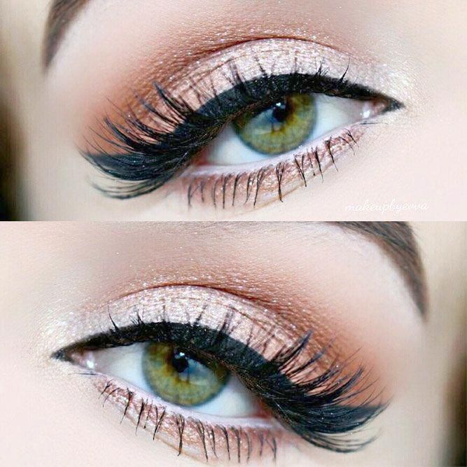 Eye Makeup Deep Set Eyes Smokey Eye Makeup Indian Makeup Looks