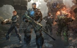WALLPAPERS HD: Gears of War Judgment
