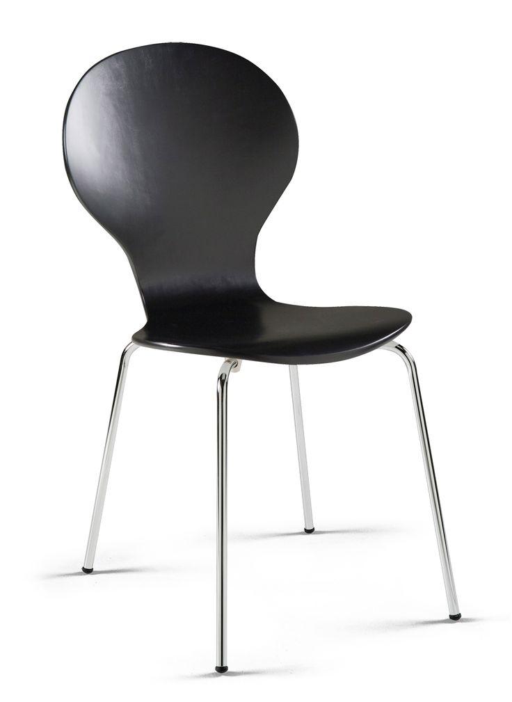 ROMEO-tuoli, musta