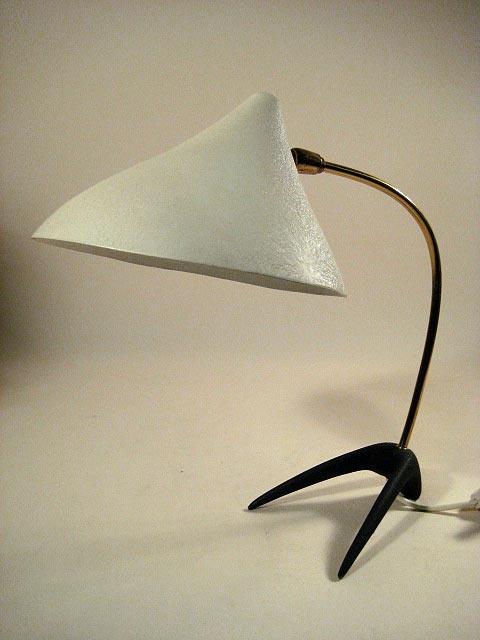 sunset-load - Lampen & Leuchten - 50er Jahre Krähenfuß-Tischleuchte