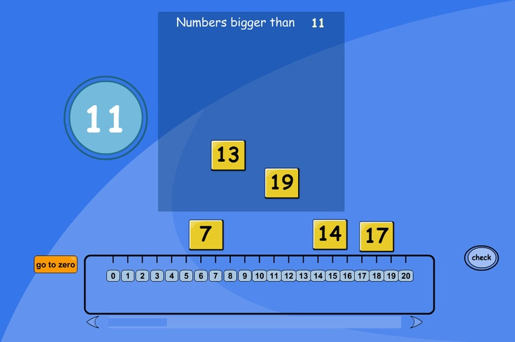 Compare Numbers - Larger Than: Compare numbers to find those larger than a given number.