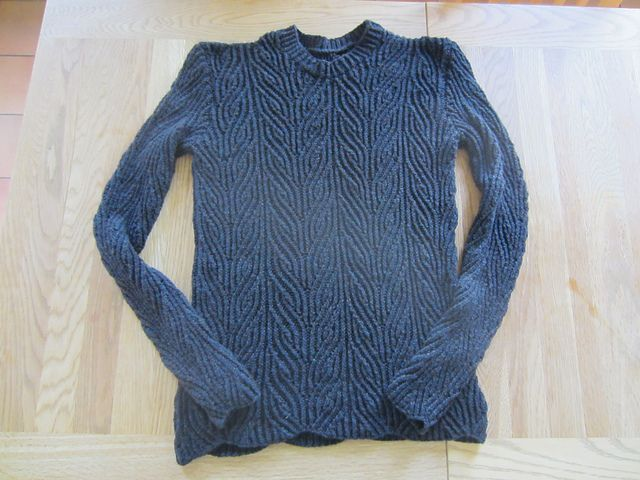 Ravelry: Men's Sailing Sweater pattern by Claudia Finlay