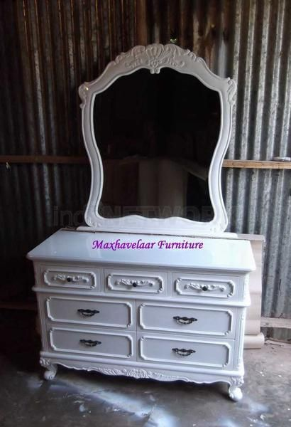 Meja Rias Princess 120 cm • Max Havelaar Furniture • Indonetwork.co.id