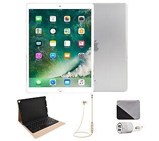 "Apple iPad Pro 10.5"" 64GB Cellular & Accessories Silver"