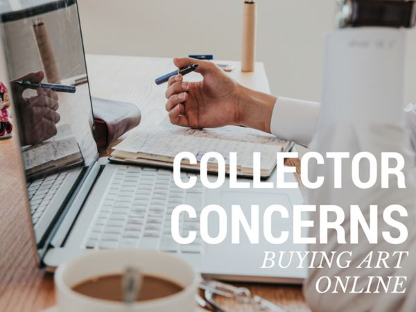Collector Concerns: Buying Art Online