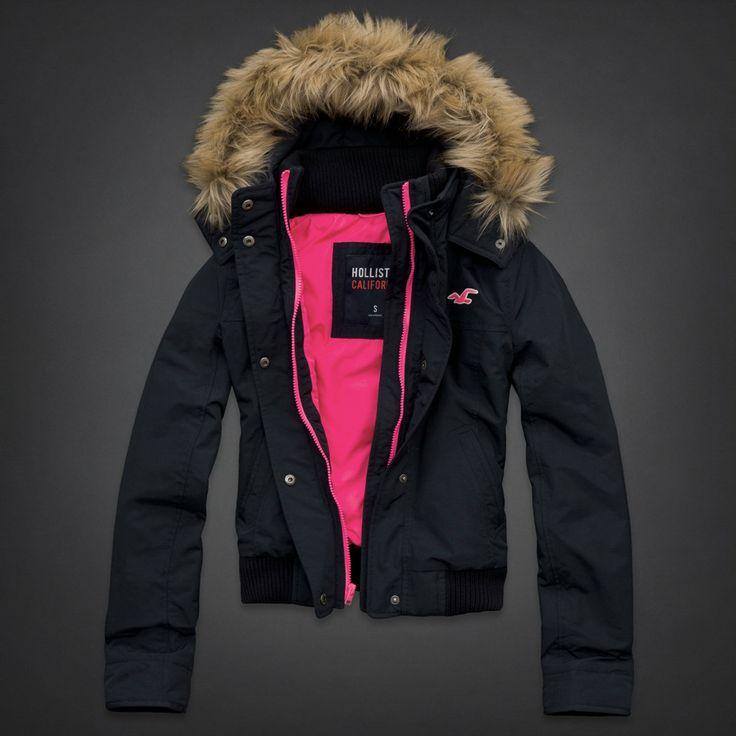Bettys Hollister All-Weather Jacket | Bettys Outerwear | HollisterCo.com